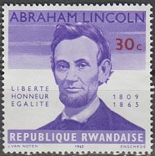 Buy [RW0094] Rwanda Sc. no. 94 (1965) MNG