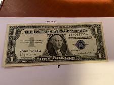 Buy United States Washington circulated blue banknote 1957 B #51
