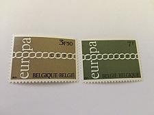 Buy Belgium Europa 1971 mnh stamps