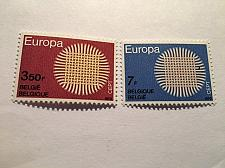 Buy Belgium Europa 1970 mnh stamps
