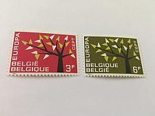 Buy Belgium Europa 1962 mnh stamps #ab
