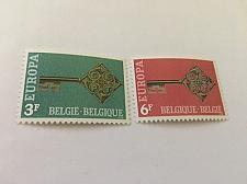 Buy Belgium Europa 1968 mnh stamps