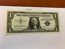 Buy United States Washington circulated blue banknote 1957 B #55