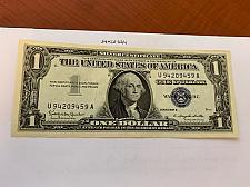 Buy United States Washington circulated blue banknote 1957 B #58