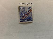 Buy Germany Berlin Red Overp. 50p mnh 1949 stamps #ab