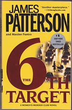 Buy The 6th Target by James Patterson 2008 Paperback Book - Very Good