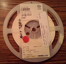 Buy Lot of 3160 ?: Venkel CR0805-10W-5600T Resistors