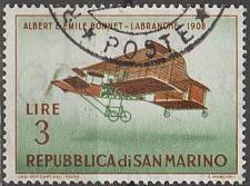 Buy [SM0511] San Marino Sc. no. 511 (1962) Used