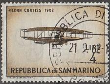 Buy [SM0512] San Marino Sc. no. 512 (1962) Used