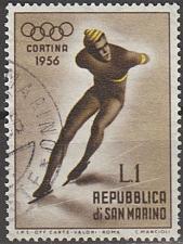 Buy [SM0364] San Marino Sc. no. 364 (1955) Used