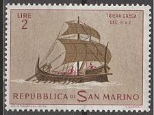 Buy [SM0541] San Marino Sc. no. 541 (1963) MNH
