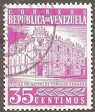 Buy [VZ0707] Venezuela: Sc. no. 707 (1958) Used