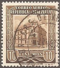 Buy [VZC598] Venezuela: Sc. no. C598 (1955) Used