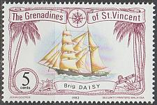 Buy [SG0224] St Vincent Grenadines: Sc. no. 224 (1982) MNH