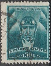 Buy [RORA19] Romania: Sc. no. RA19 (1932) Used