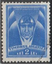 Buy [RORA21] Romania: Sc. no. RA21 (1932) Used