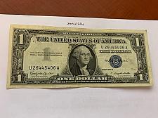 Buy United States Washington circulated blue banknote 1957 B #63
