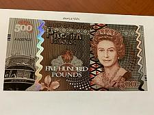 Buy Pitcairn Islands 500 pounds uncirc. banknote 2018