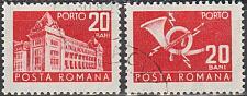 Buy [ROJ124] Romania: Sc. no. J124 (1967) CTO