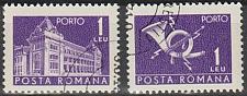 Buy [ROJ126] Romania: Sc. no. J126 (1967) CTO