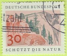 Buy [GE1002] Germany: Sc. no. 1002 (1969) Used
