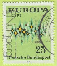Buy [GE1089] Germany: Sc. no. 1089 (1972) Used