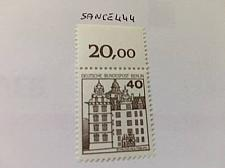 Buy Berlin Definitive Castle 40p mnh 1980 stamps