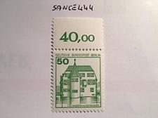 Buy Berlin Definitives Castles 50p mnh 1978 stamps