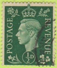 Buy [GB0235] Great Britain Sc. no. 235 (1937-1939) Used