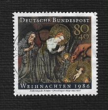Buy German Used Scott #B651 Catalog Value $1.15