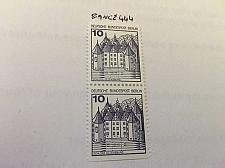 Buy Berlin Castle 10p bottom imperf. mnh 1977 stamps
