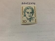 Buy Berlin Famous women C. Teusch politician mnh 1986 stamps