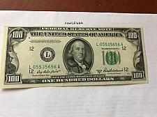 Buy United States Franklin $100.00 crispy banknote 1950