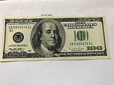 Buy United States Franklin $100.00 uncirc. banknote 1996 #1