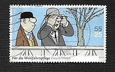 Buy German Used Scott #B1043 Catalog Value $1.90