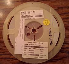 Buy Lot of 4866 ?: Taitron RC0603F12R0-07-TR70 Resistors
