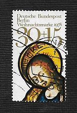 Buy German Berlin Used Michel #581 Catalog Value $.75