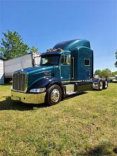 Buy 2013 Peterbilt 386 Semi Tractor