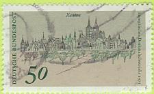 Buy [GE1199] Germany Sc. no. 1199 (1975) Used