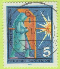 Buy [GE1022] Germany Sc. no. 1022 (1970) Used
