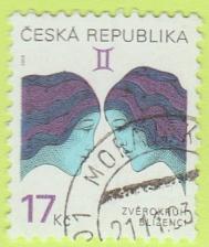 Buy [CZ3073] Czech Republic Sc. no. 3073 (2002) Used