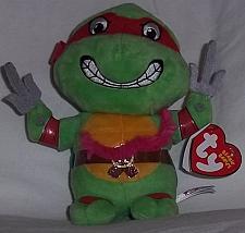 Buy Teenage Mutant Ninja Turtle Beanie Baby 'Raphael'
