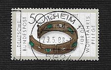Buy German Used Scott #B658 Catalog Value $1.00