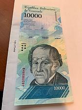 Buy Venezuela 10.000 bolivares uncirc. banknote 2017 #2