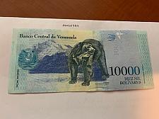 Buy Venezuela 10.000 bolivares uncirc. banknote 2017