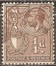 Buy [ML0131] Malta: Sc. no. 131 (1926-1927) Used