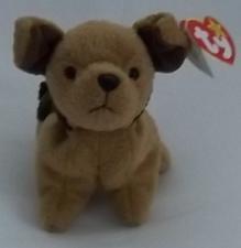 Buy Rare Original Beanie Baby 'Tuffy' the Dog DOB October 12, 1996