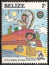 Buy [BZ0787] Belize Sc. no. 787 (1985) MNH