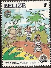 Buy [BZ0791] Belize Sc. no. 791 (1985) MNH