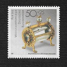 Buy German MNH Scott #670 Catalog Value $.55